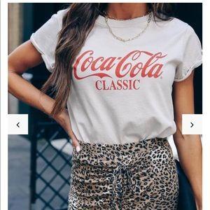Vici collection Coca Cola tee
